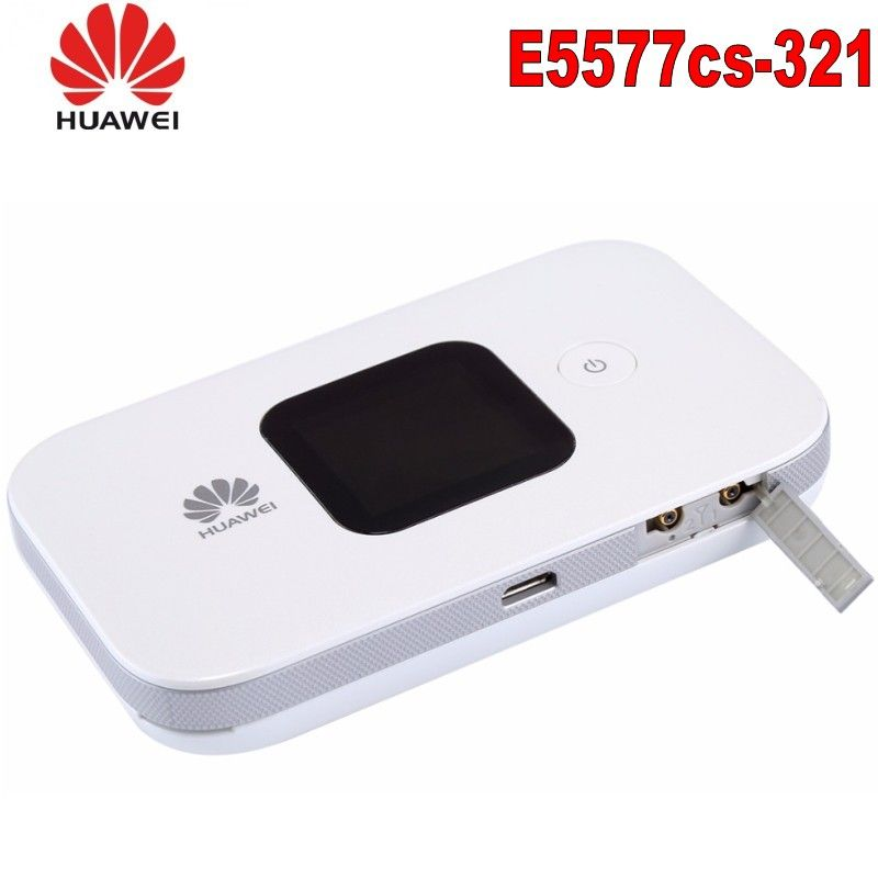 Huawei E5577 4G LTE Cat4 e5577-3211500mAh Mobile Hotspot Wireless Router wifi pocket mifi dongle PK e3276 e5776 e5577c e5573