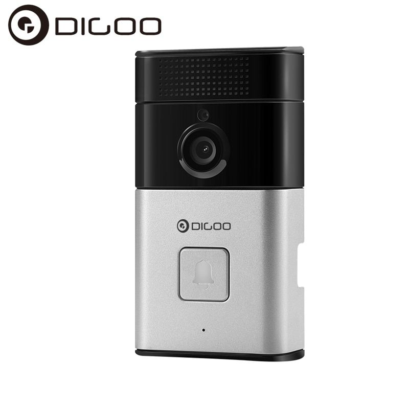 DIGOO SB-XYZ maison intelligente sans fil sonnette bluetooth WIFI HD vidéo sonnette caméra téléphone anneau Intelligent caméra de sécurité