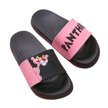Lovely Comfortable Women Slippers Summer cartoon female slides chinelo pantuflas Pantofle domowe slippers women outdoor slide