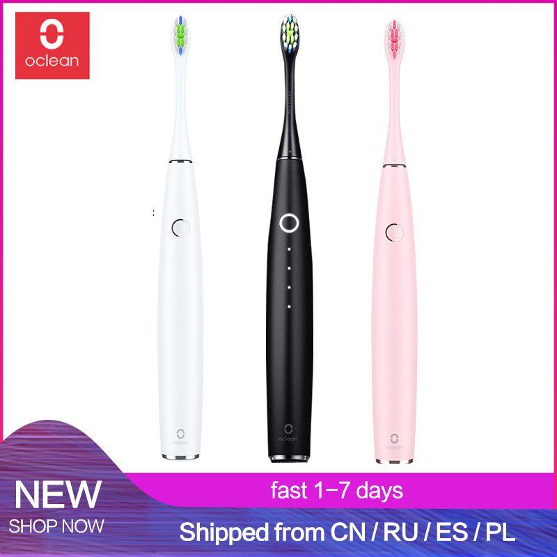 Xiaomi Oclean une brosse à dents électrique sonique adulte étanche Ultra sonique automatique charge rapide brosse à dents charge rapide