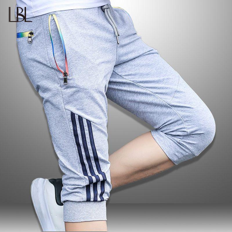 Shorts d'été hommes marque vêtements Hip Hop hommes pantalons de survêtement courts survêtement pantalons de sport Streetwear séchage rapide Boardshorts homme