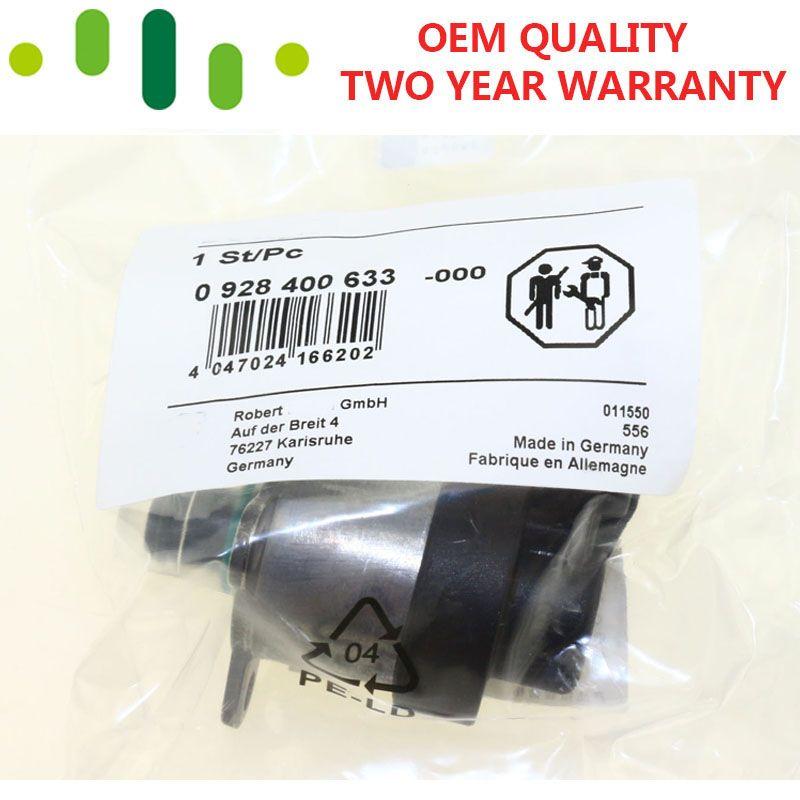 0 928 400 633 kraftstoff Injektion Druck Pumpe Regler Einlass Metering Control Magnetventil Für HYUNDAI H-1 KIA SORENTO 2,5 CRDi