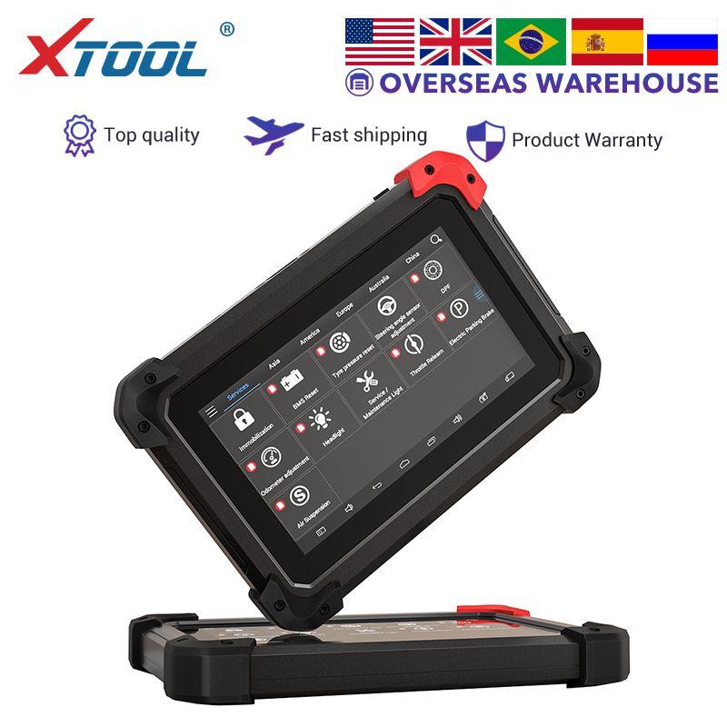 XTOOL EZ400 PRO Professional auto diagnose werkzeug Auto schlüssel programmierer OBD2 Scanner Code Reader kilometerzähler einstellung Update online