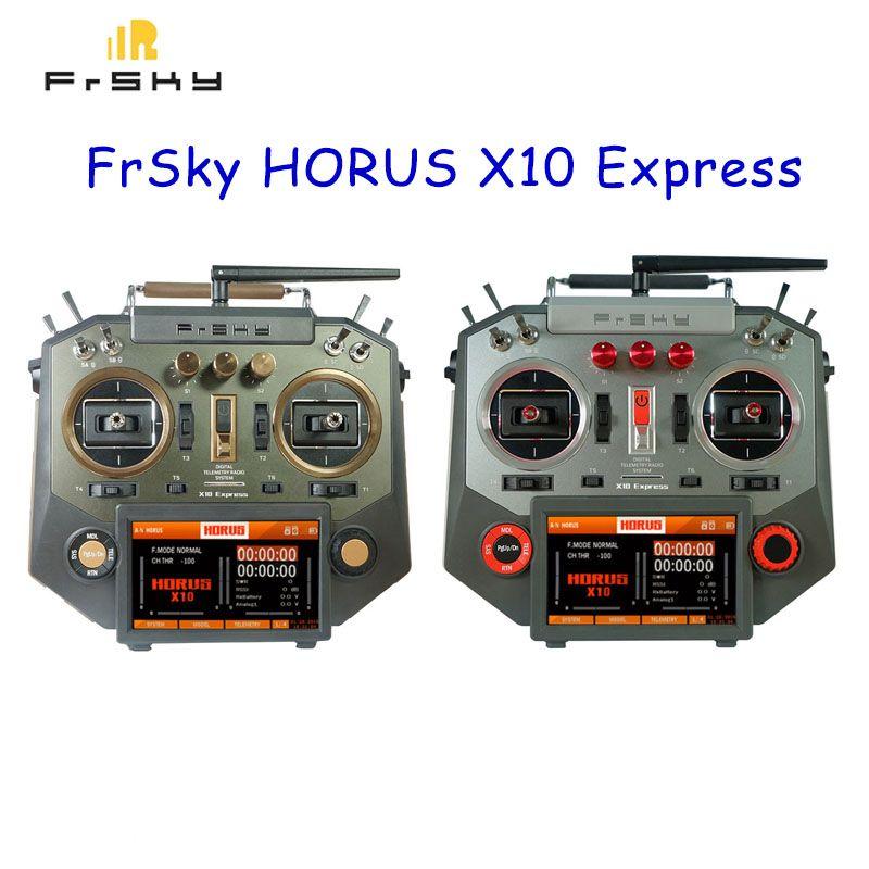 FrSky HORUS X10 Express 24CH ZUGANG ACCST D16 Mode2 Sender PARA Drahtlose Training System RC Sender für RC Drone Accs