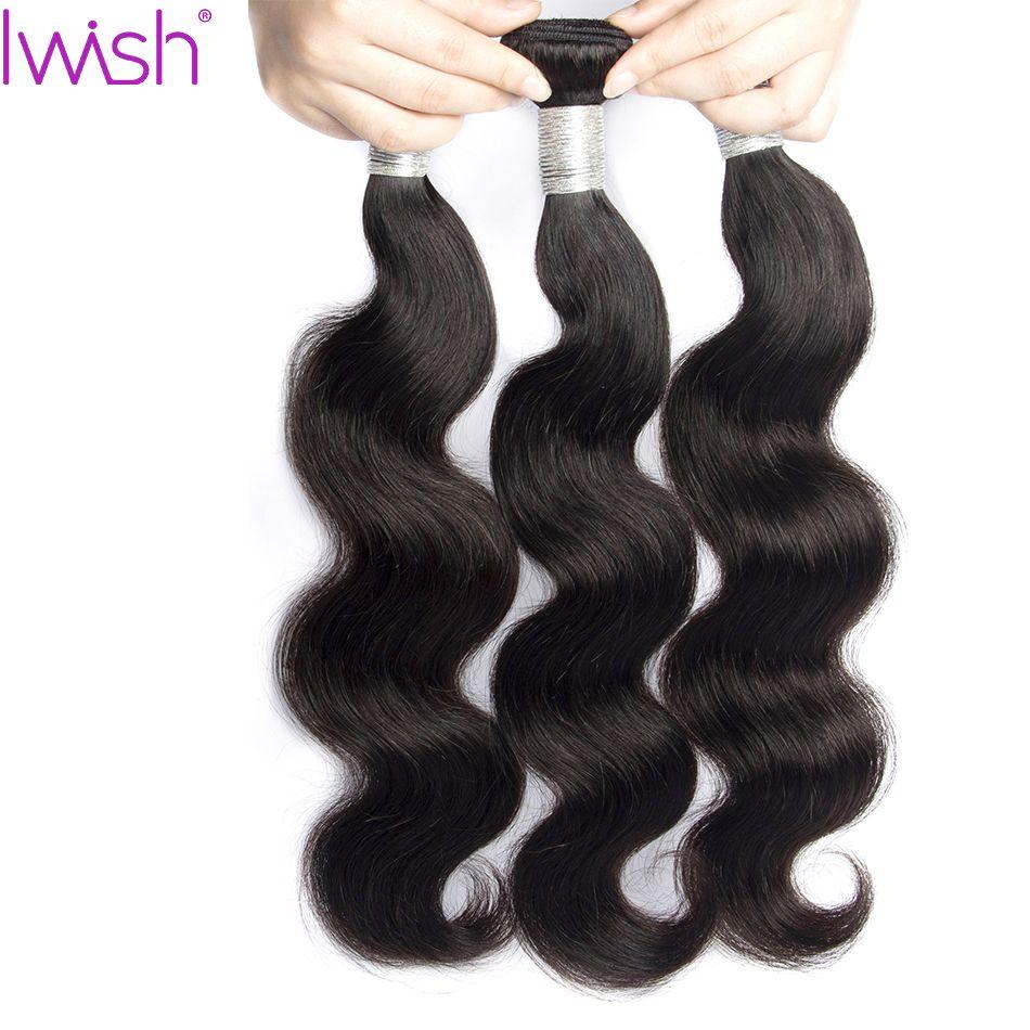 Cheveux brésiliens armure paquets corps vague paquets cheveux 100% cheveux humains armure faisceaux peut acheter 3 ou 4 pièces Remy Extension de cheveux peut teints