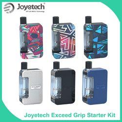 Оригинальный Joyetech Exceed Grip Kit Встроенный 1000mAh EX-M 0.4ohm стартовый набор для электронной сигареты
