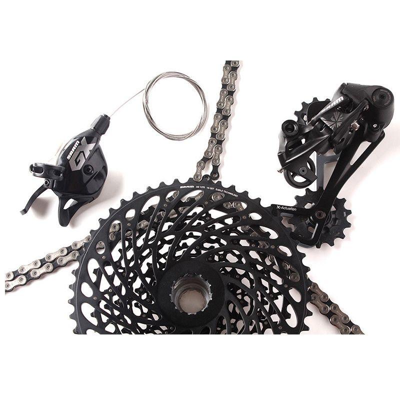 SRAM GX ADLER 1x12 10-50T 12 fach-gruppe Kit Trigger Shifter Schaltwerk Kassette Kette