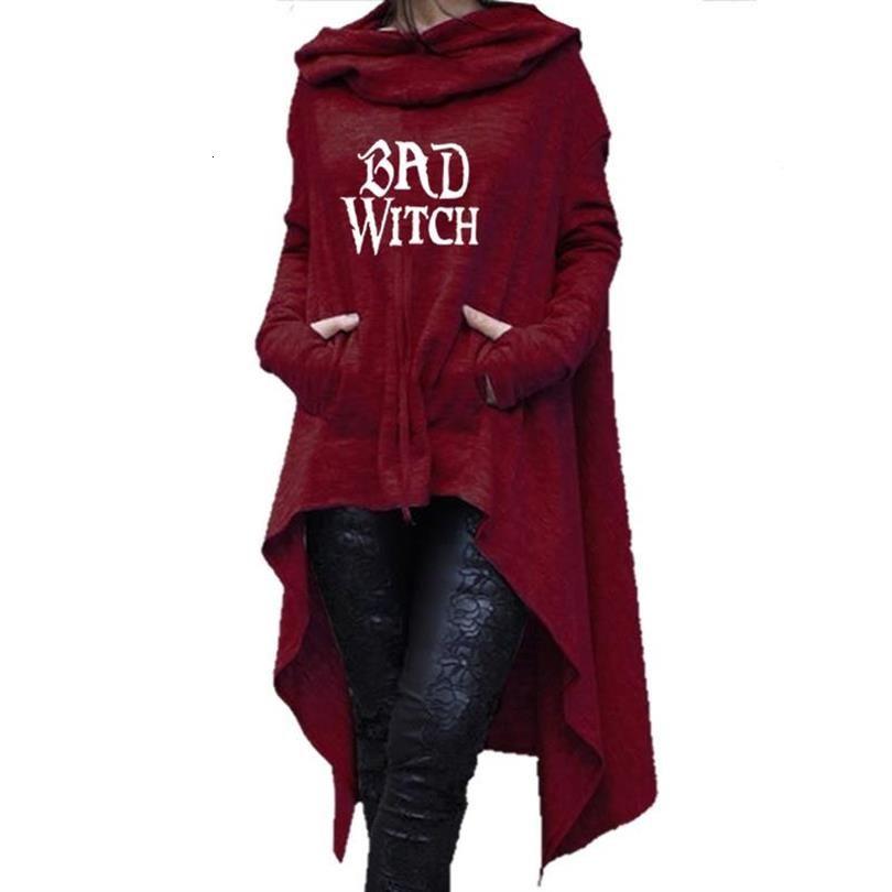 Longue lettre lettres imprimer Hoodies pour Femmes Sweatshirts Femmes Hoodies hauts veste à capuche décontractée velours côtelé lâche boucle confortable