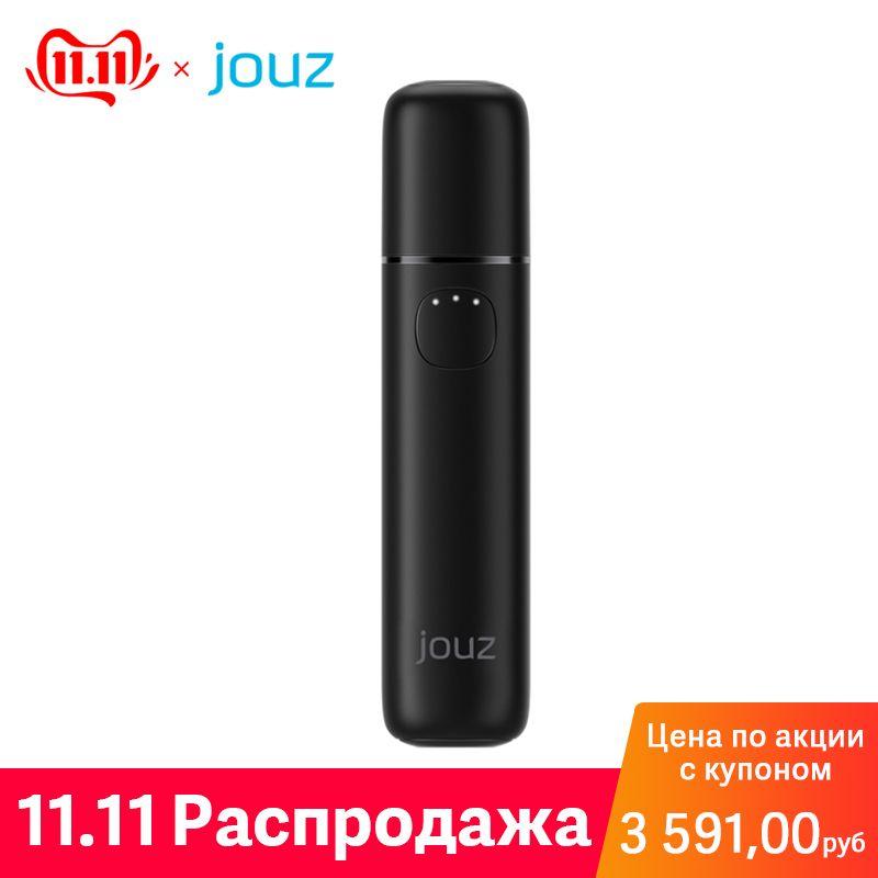 Jouz 20 aufgeladen elektronische zigarette vape bis zu 20 kontinuierliche rauchbaren kompatibilität mit iQOS stick