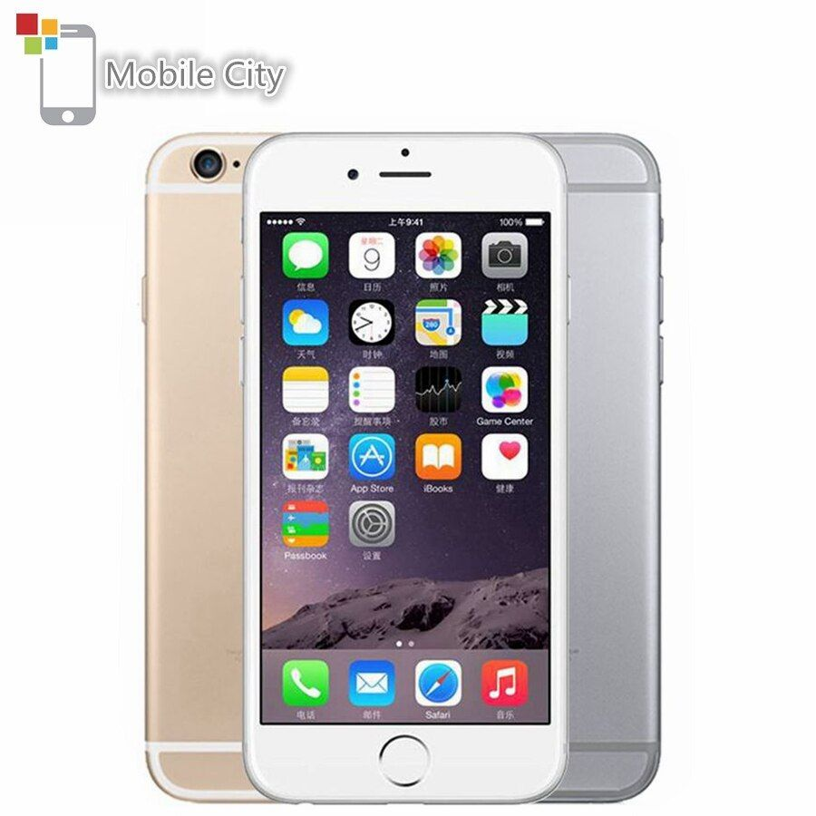 Original Apple iPhone 6 IOS Smartphone Dual Core 4,7