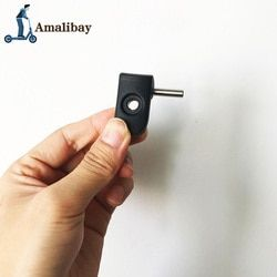 Upgraded Folding Hook Up Hook for XIAOMI MIJIA M365 M187 Electric Scooter Folding Hook Pothook Buckle Button M365 Parts