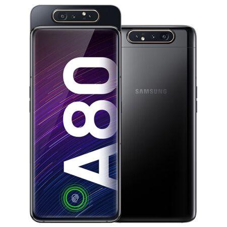 "Samsung Galaxy A80 A8050 Smartphone 6,7 ""unendlichkeit display Snapdragon 730G Octa Core 8GB 128GB rotierenden kamera 48MP Handy"