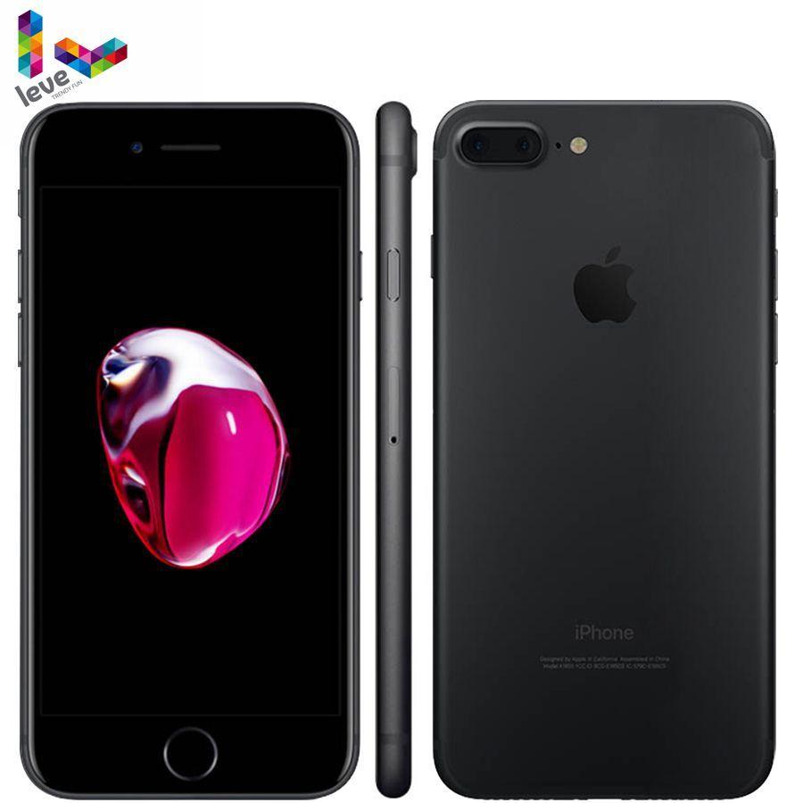 Original Apple iPhone 7 Plus 7 P 4G LTE 3GB RAM 32 GB/128 GB/256 GB ROM IOS 12.0MP Quad-Core Fingerprint Entsperrt handy