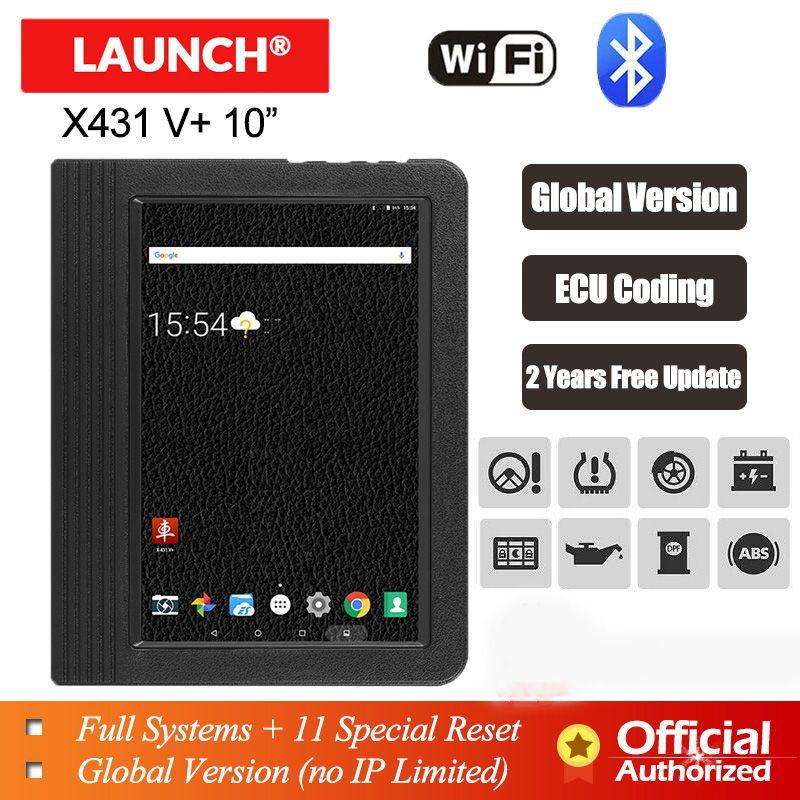 Starten X431 V Plus V + 10