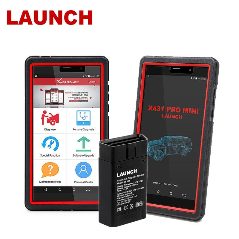 STARTEN X431 Pro Mini OBD2 Scanner Full system Auto Diagnose Werkzeug WiFi/Bluetooth OBD2 Scanner Unterstützung Fast alle Autos werkstatt
