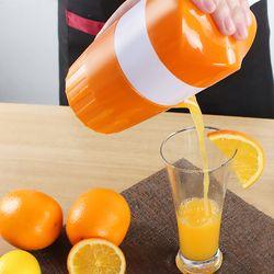 High Quality Manual Citrus Juicer for Orange Lemon Fruit Squeezer 100% Original Juice Child Healthy Life Potable Juicer Machine