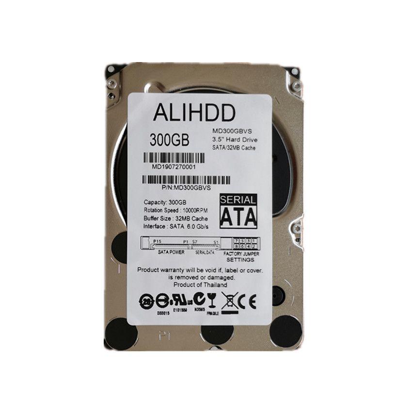 300GB 10K SAS 6 Gb/s 2.5 pouces interne entreprise disque dur serveur HDD garantie 1 an