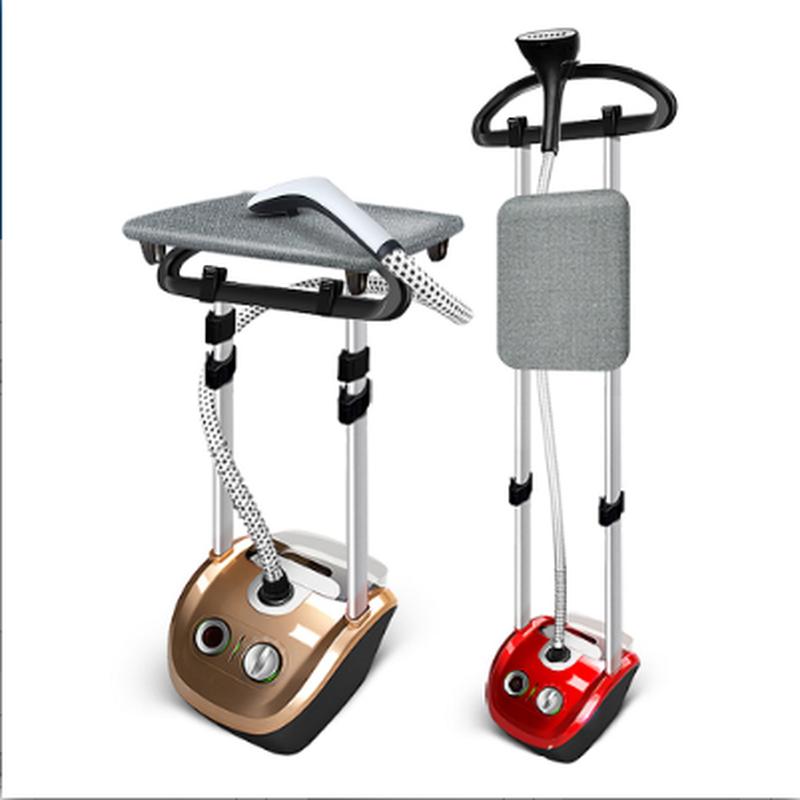 Garment Steamer 2000W Dampf Hängen Maschine Haushalt Kleine Mini Handheld Hängenden Vertikalen Eisen Kleidung Doppel Echtem