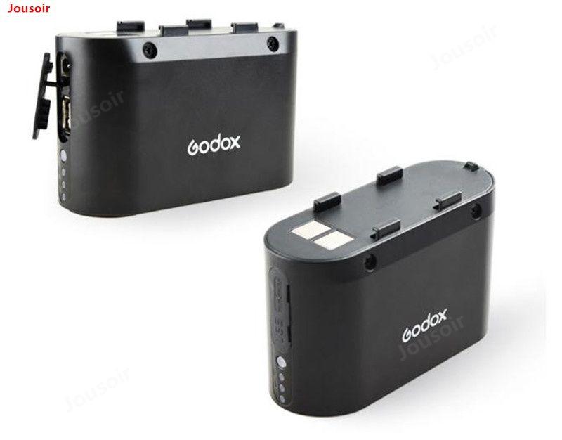 Godox BT5800 Batterie 5800mAH Externe Flash-Power Backup Schnelle Füllen Ausgang Batterie für LED und USB Netzteil PB960 CD50 T03Y