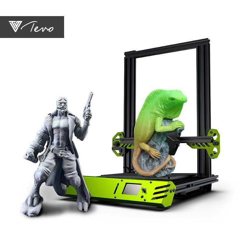 TEVO Tarantula Pro 3D Drucker DIY Kits in 2019 Neueste Netzteil Entzückende Buid Platte Kostenloser Versand