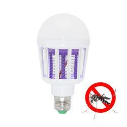220V 240V E27 LED Mosquito Killer Lamp 9W 2 In 1 LED Ball Nigh Light Anti Repellent Fly Bug Zapper Insect Killer LED UV Bulb