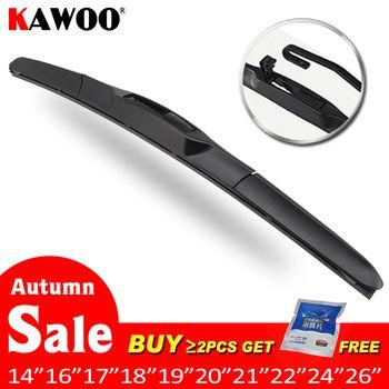 Car Wiper Blade Universal U Hook Type 14