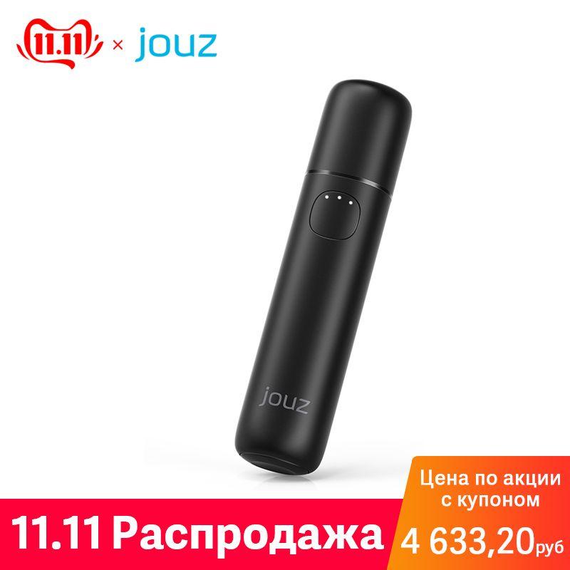 Jouz 20 S aufgeladen elektronische zigarette vape wärme nicht brennen bis zu 20 kontinuierliche rauchbaren kit mit kompatibilität mit iQOS stick