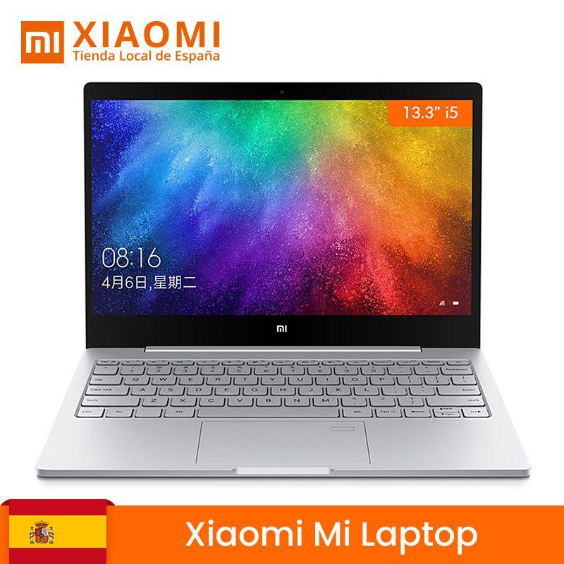 Globale version Xiaomi mein laptop 13,3 zoll air laptop 8G ram 256G ssd Intel Quad-Core i5 8250U GeForce MX150 DDR4