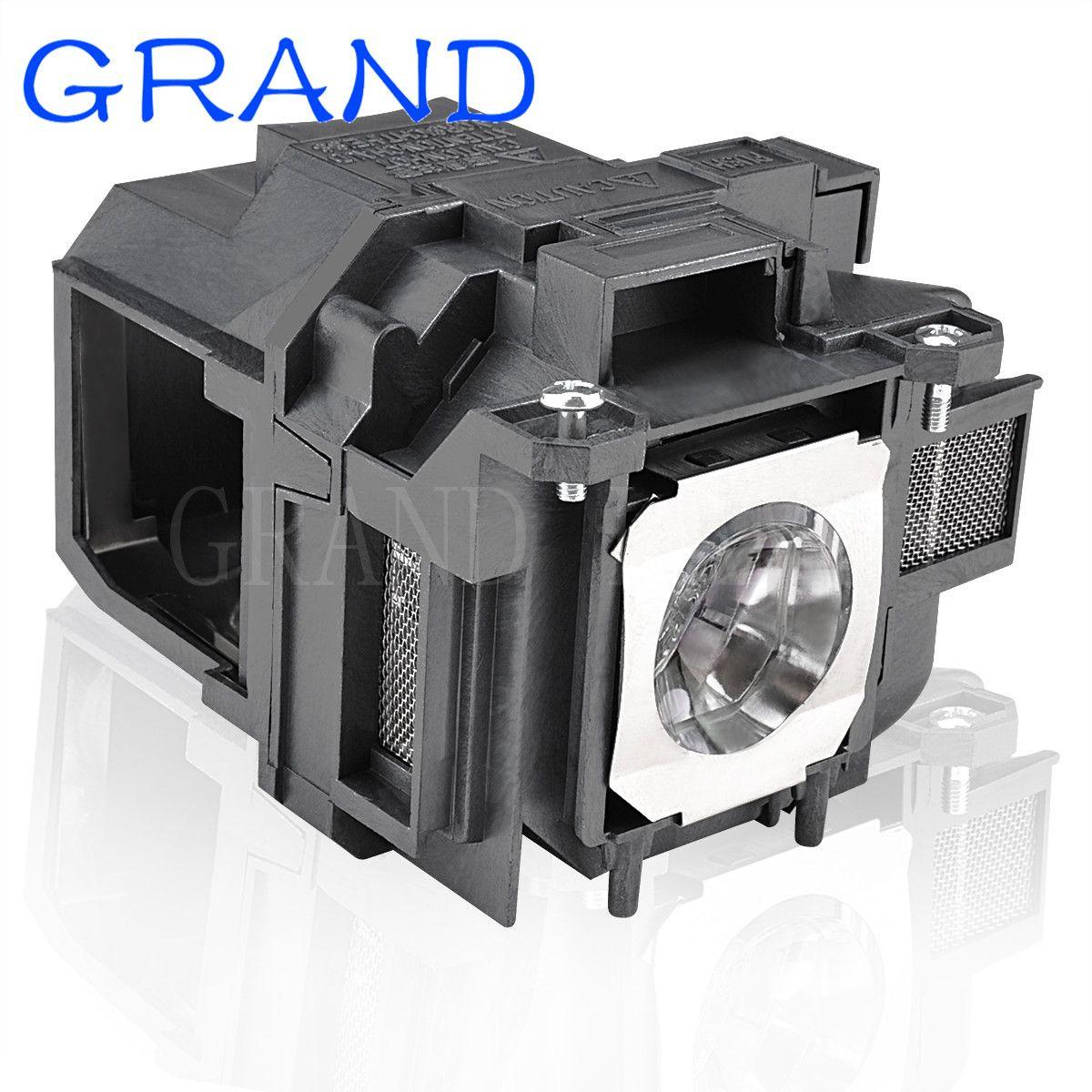 Kompatibel EB-X04 EB-X27 EB-X29 EB-X31 EB-X36 EX3240 EX5240 EX5250 EX7240 EX9200 für Epson ELPLP88 V13H010L88 Projektor lampe