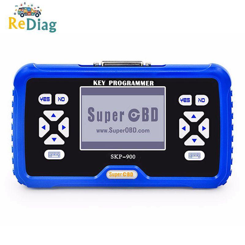 2019 Original SKP900 freies lebensdauer update online Super OBD SKP-900 hand OBD2 Auto Schlüssel Programmierer SKP 900