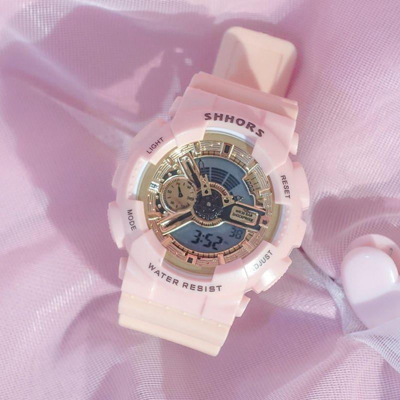 2018 précipité hommes Led montre numérique nouvelle marque Mini montres G Style montre étanche Sport militaire choc pour hommes Relojes Hombre