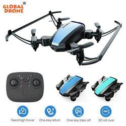 Mini Drone Small Quadrocopter Dron Radio-Controlled Toys for Kids RC Helicopter Dropship Drones Quadcopter VS E58 S9W