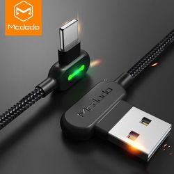 MCDODO 3m 2.4A Fast USB Cable For iPhone 11 Pro XS MAX XR X 8 7 6s Plus 5 Charging Cable Mobile Phone Charger Cord Data Cable