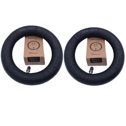 2PCS Newest Thicken Inner Tubes Pneumatic Tires for Xiaomi Mijia M365 & Pro Electric Scooter 8 1/2x2 Durable Thick Wheel Tyre