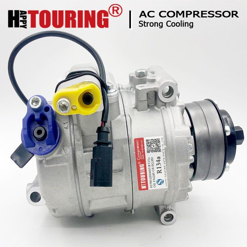 7SEU17C AC Kompressor Für Audi Q7 A8 R8 A6 S4 S5 4.2L 05-12 Für Volkswagen Touaregs 4.2L 4F0260805AD 4F0260805AH 4F0260805E