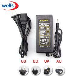 LED Power Supply 5V 12V 24V 2A 3A 5A 7A 8A  10A For 5V 12V 24V led strip light