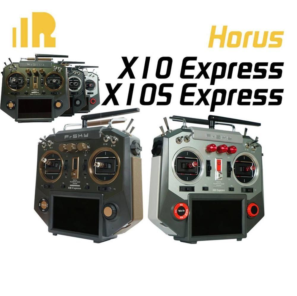 FrSky Horus X10 X10S Express Sender Verfügt Über 24 kanäle mit ein Schneller Baudrate und Niedriger Latenz für RC FPV racing Drone