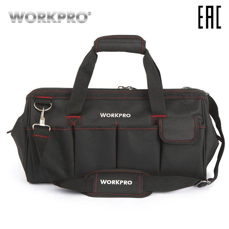 Сумка для инструментов WORKPRO W081023AE