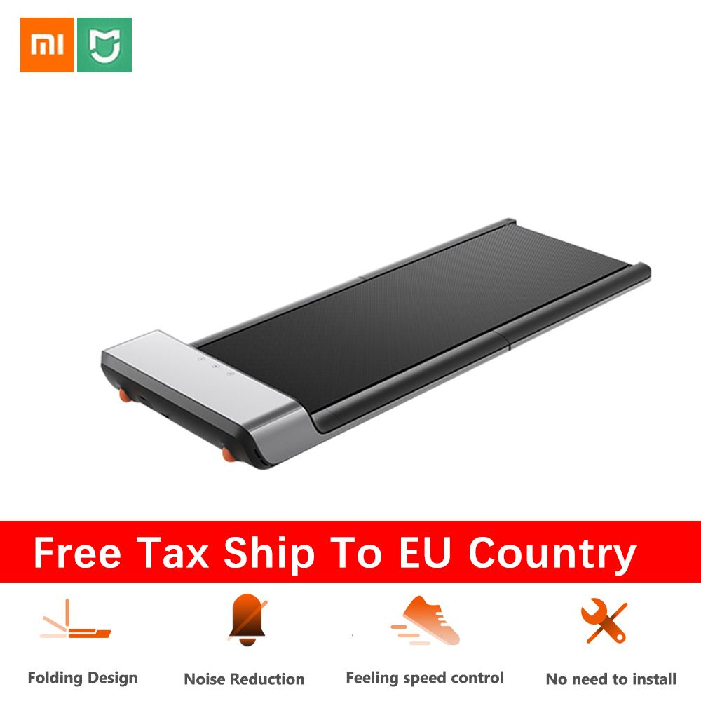 Original Xiaomi Mijia Smart WalkingPad Folding Non-slip Automatische Geschwindigkeit Control Led-anzeige Fitness Gewicht Verlust Laufband