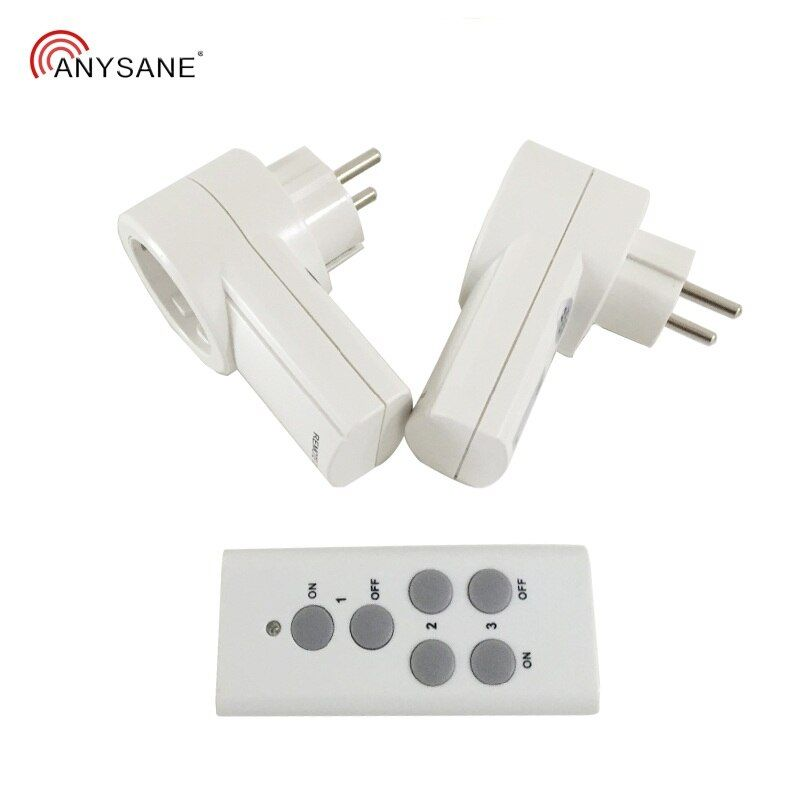 Prise EU télécommande universelle prise de courant prise de courant sans fil smart télécommande compatible Broadlink RM Pro smart home