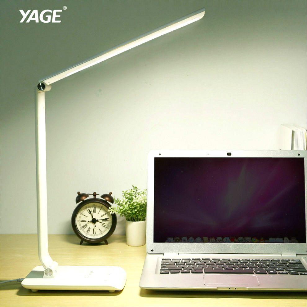 Lampe de table LED LED lampes de bureau lampe flexible flexo lampe de bureau lampe de bureau lampe de bureau lampe à LED lumière froide/chaude lampe de table de bureau