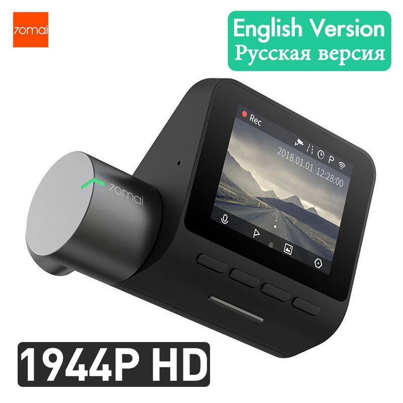 70mai Dash Cam Pro Smart Car DVR Camera Wifi 1944P GPS ADAS Voice Control Parking Monitor 140FOV Night Vision Dash Camera