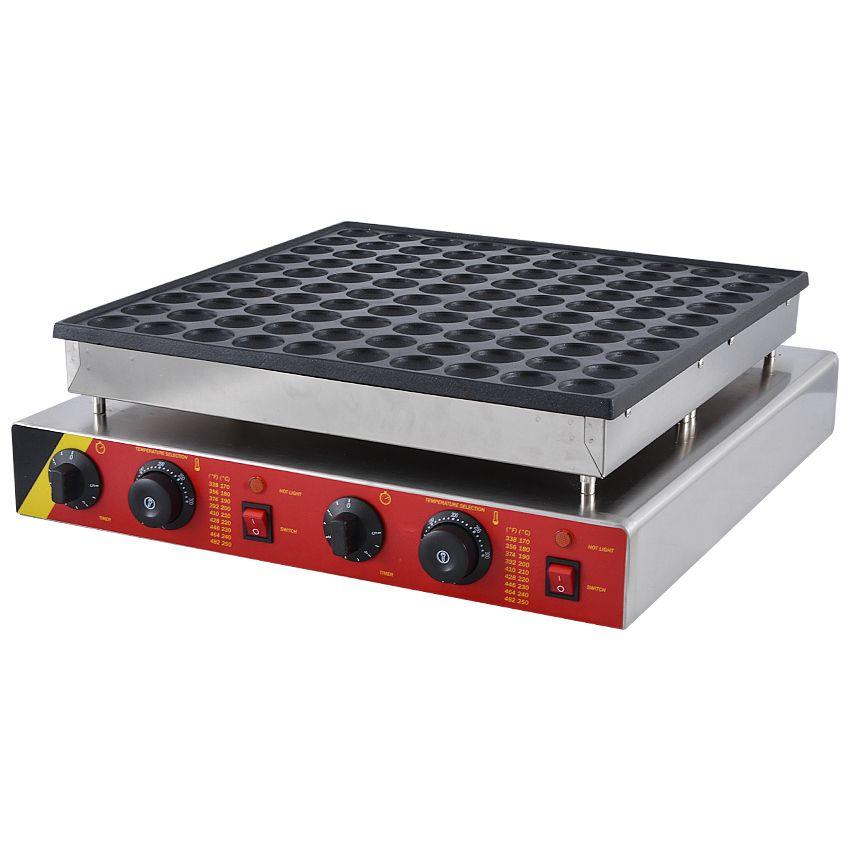 Kommerziellen Pfannkuchen Maker Nicht-stick Maker Mini Waffel Bäcker Maschine 1PC NP-545 110 V/220 V 3200 w, waffel Größe 45*45*10mm