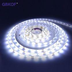 5M Non waterproof 5050 3528 2835 LED strip light ribbon 5M 300 LEDs DC 12V RGBW/White/ /Warm White/Red/Green/Blue/RGBWW/RGB tape
