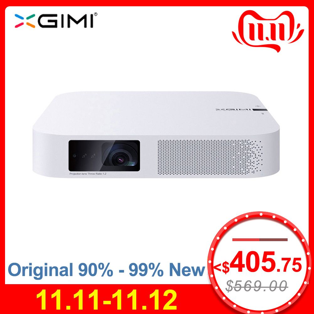 90% zu 99% Neue Original XGIMI Z6 Polar