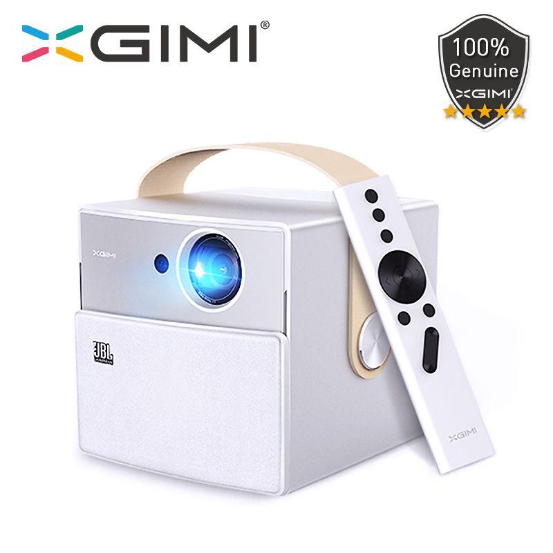 XGIMI CC Aurora Mini Tragbare DLP Projektor 720P Home Theater Android Wifi Bluetooth 3D Unterstützung 4K HD Video 16GB LED Projektoren