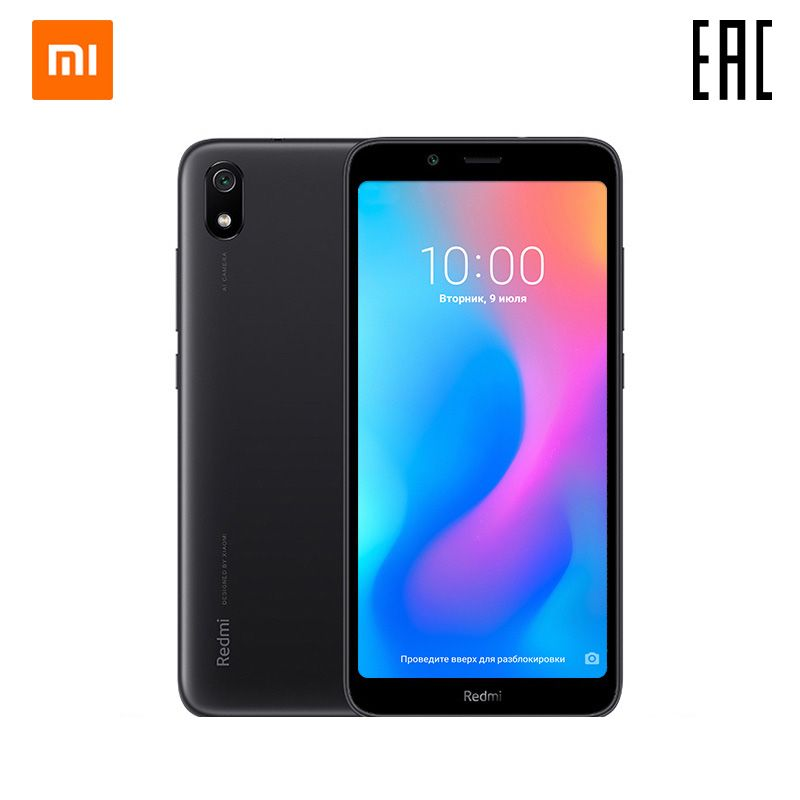 Smartphone Xiaomi Redmi 7A 2 GB + 16 GB [delivery from Russia]