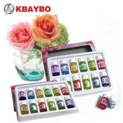 Brand New Water-soluble Oil Essential Oils for Aromatherapy Lavender Oil Humidifier Oil with 12 Kinds of Fragrance Rose