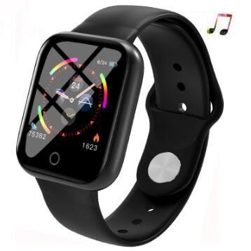 I5 bande intelligente Bracelet intelligent fréquence cardiaque montre intelligente tracker de Fitness Bracelet intelligent montre de Sport reloj smartwatch pour ios android