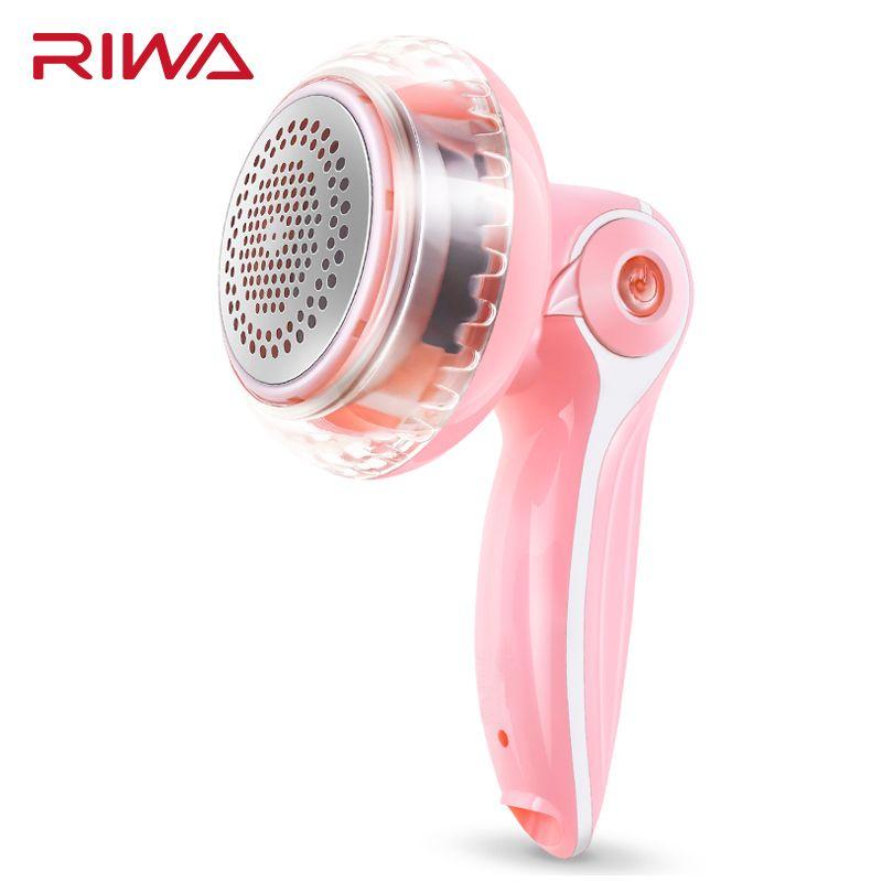 RIWA Pellets Maschine Für Lint Kleidung Wolle Reinigung Pinsel Elektrische Lint Remover Fluff Pillen Rasierer Trimmer Tuch RF-1801